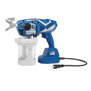 New Graco Tc Pro Corded Airless Paint Sprayer 17n163