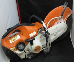 Stihl Ts420 Cutquik 14 Professional Gas Powered Concrete Cut off Saw