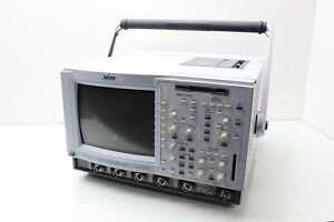 Lecroy Dda 120 Disk Drive Analyzer Oscilloscope 4 Ch 1 Ghz For Parts repair