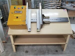 Ritter R875 Drawer Box Clamp Case Cabinet Usa