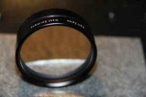 Carl Zeiss F 200 Surgical Microscope Objective Lens Opmi From Japan