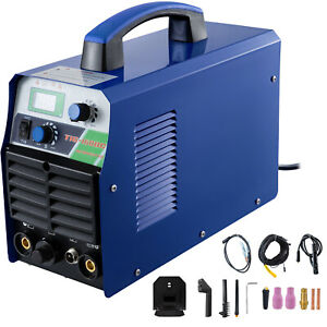 Tig 160s 160 Amp Tig Torch Stick Arc Dc Inverter Welder 110 230v Dual Voltage