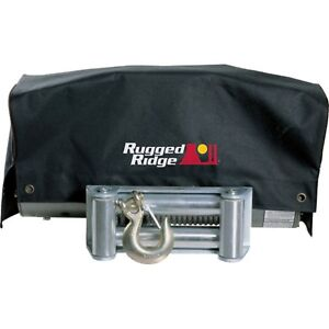 Rugged Ridge 15102 02 Winch Cover