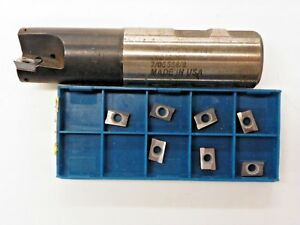 Valenite M680 539 63 208 1 End Mill Axmt 0903 Per al Carbide Inserts C020