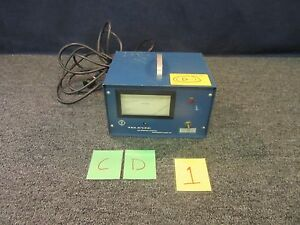 Fredericks Televac Electronic Vacuum Thermocouple Gauge Microns 2a m1 cab Used
