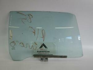 Volkswagen Mk2 Scirocco Right Front Door Glass Window 533845202b