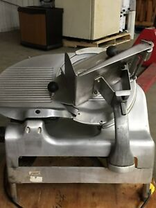 Commercial Berkel 919 Deli Cheese Or Meat Slicer