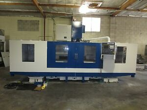 05 Femco Kafo Vmc 21100 Cnc Vertical Mill Machining Center 85x Fadal Haas Video