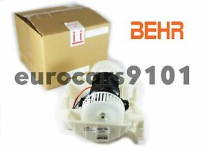 Mercedes benz S500 Behr Hella Service Hvac Blower Motor 351041681 2218202714