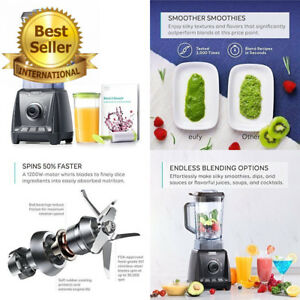 Eufy Miracleblend D1 Perfect For Smoothies 1200w High speed Blending Grade