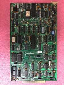 Anorad Corp D8250 f Pcb Intelligent Axis W Daughter Board Used Untested