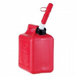 Midwest Can 1200 Gas Can 1 Gallon Capacity