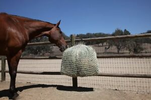 Freedom Feeder Mesh Net Full Day Slow Horse Feeder Designed To Hold 30 Lbs 4