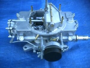 Ford 65 66 Galaxie autolite 4100 4 Barrel Carburetor c5af h rebuilt Carb 1 12