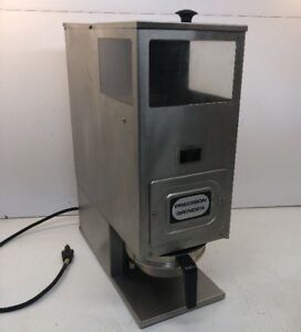 Precision Coffee Grinder Model G9 Heavy Duty Commercial