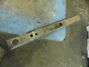 1974 Farmall 966 Diesel Farm Tractor Draw Bar Insert