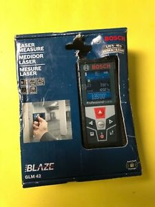 Bosch Glm 42 Laser Distance Measure 135ft 40m New