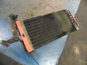 1974 Farmall 966 Diesel Farm Tractor Hydraulic Oil Cooler