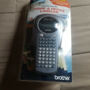 Brother P touch Portable Labeler Pt 1000bm Silver Brand New In Original Pkg