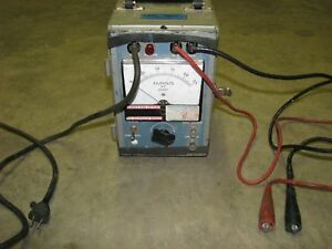 Associated Research Hypot 411 Tester 75 Va Capacity 115 Volt Ac 1phase