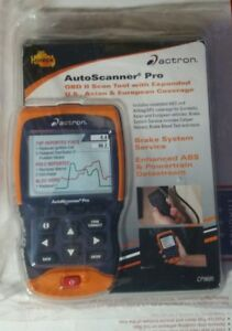 Bosch actron Cp9695 Autoscanner Pro Obd ii Scan Tool 1996 up Obd ii And Can