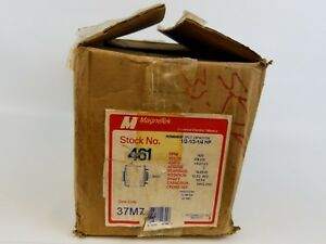 Magnetek Electrical Motor Stock 461 Model He2j7030n New Old Stock