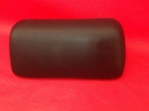 03 09 Vw Convertible Beetle Rear Seat Headrest Left Or Right Black Leather