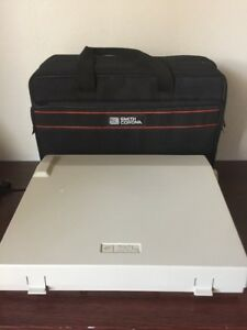 Smith Corona 250 Dle Electric Typewriter W Hard Cover