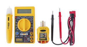 Sperry Instruments Electrical Tester Kit