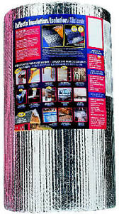 Reflectix Bp24050 Insulation Double Bubble Foil Sold In store By The Foot