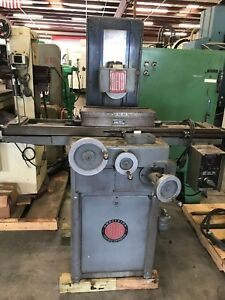 Reid Precision Surface Grinder 6 X 18