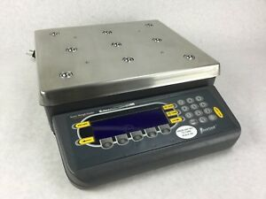 Avery Weigh tronix Quartzell Pc 820 Counting Scale Includes Power Supply