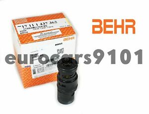 Bmw Behr Hella Automatic Transmission Oil Cooler Thermostat To780 17111437362