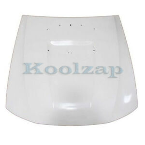 Capa 01 04 Mustng 3 8l 4 6l Hood Panel Assembly Primed Fiberglass W Scoop Type