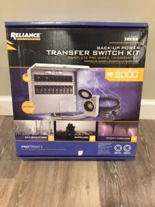 Brand New Reliance 310crk Pro Tran 2 Transfer Switch Kit free Shipping