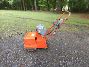 Electric Edco Dual Disc Floor Concrete Grinder 2ec uh