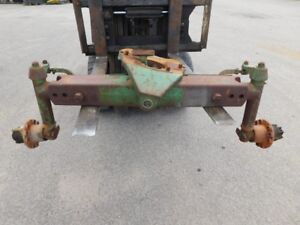 John Deere 520 630 720 Tractor Square Tube Wide Front A4963r A4964r 86917