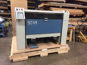Laser Engraver cutter Dynamics 250watt Lmc5000 universal epilog End Of Year Sale
