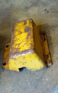 John Deere 440 Tractor Hydraulic Pump Loader Cover Protector Rare Front Cover