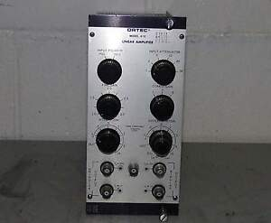 Ortec Linear Amplifier Model 410