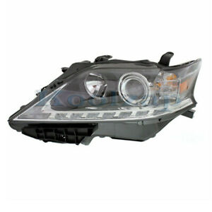 For Rx350 13 15 rx450h 15 15 Headlight Headlamp Head Light Lamp Driver Side