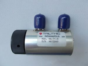 1pc Used Trilithic Ra 71 n Dhl Or Ems p1817 Yl
