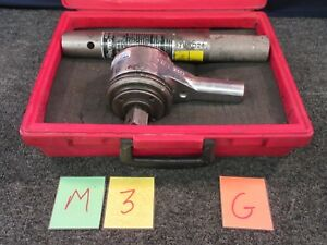Proto Stanley 6222 Torque Multiplier Wrench 2200 Ft Lbs Out 1 Input 1 2 J6222