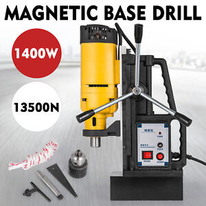 1200w Mb 23 Magnetic Drill Press Precise Commercial Industrial Great Best Price