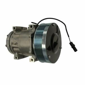 Ac Compressor For Case International Tractor 480 485 530 535 245 255 1706 7000