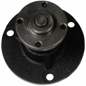 New Water Pump For Case International 320b With Gas Eng 400b Loader G148 Eng