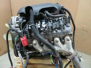 4 8 Liter Engine Motor Lr4 Gm Gmc Chevy 139k Complete Drop Out Ls Swap