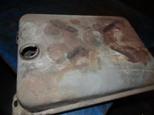 1940 Ford 9n Farm Tractor Gas Tank clean Inside