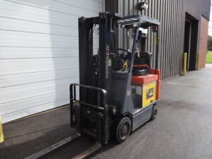 2006 Toyota 3 000 Pound Capacity Electric Forklift Model 7fbcu15