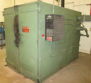 Used Grieve 450 Degree 300 000 Btu Natural Gas Walk In Oven